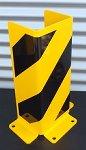U-Profil X-Line H = 400mm gelb RAL 1023