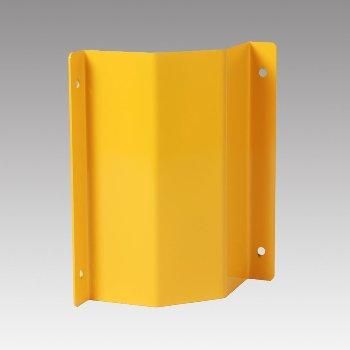 Rohrschutz Ecke L = 400 gelb RAL 1023