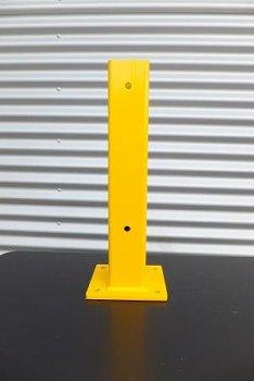 Leitplanke Ständer 500 mm gelb RAL 1003