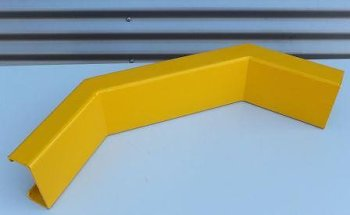 Eck-Profil innen gelb RAL 1003