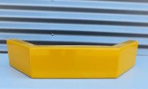 Eck-Profil aussen | gelb RAL 1003