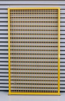 Gitter SG 1600 x 1250 mm grau RAL 7035