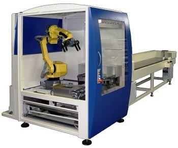 SI-Master Roboterzelle B 1400